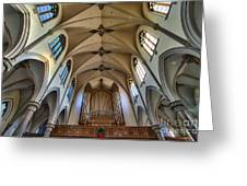 St Louis Church 8 Greeting Card