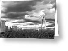 St. Louis Gateway Arch Greeting Card