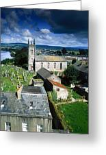 St Marys Cathedral, Co Limerick, Ireland Greeting Card