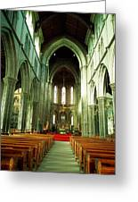 St. Marys Cathedral, Kilkenny City, Co Greeting Card