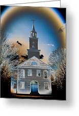 St. Mary's Episcopal Church  Greeting Card
