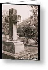 St. Marys Graveyard Greeting Card