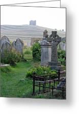 St. Nicholas Graveyard I Greeting Card