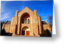 St. Stephens Presbyterian Church Greeting Card