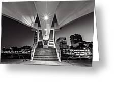 Stairs Of Art Greeting Card