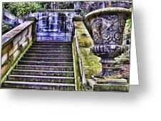 Stairway In Time Greeting Card