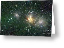 Star Forming Region Greeting Card