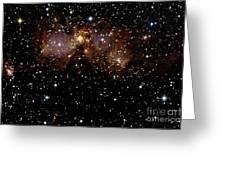 Star Forming Regions Greeting Card