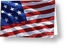 Star Spangled Banner - D001883 Greeting Card