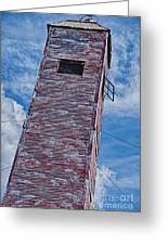 Still Standing Greeting Card by Ken Williams