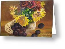 Stilllife Greeting Card