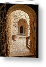 Stone Arches Greeting Card