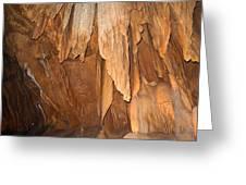 Stone Fold Elegance Greeting Card