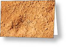 Stone Texture Greeting Card