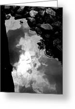 Stoney Reflections Greeting Card
