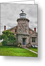 Stonington Lighthouse Museum Greeting Card