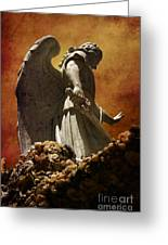 Stop In The Name Of God Greeting Card