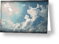 Storm Clouds - 1 Greeting Card