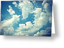 Storm Clouds - 2 Greeting Card