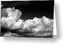 Storm Clouds 3 Greeting Card