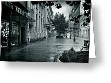 Storm Day Greeting Card