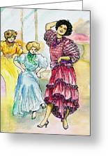 Storyville Greeting Card
