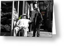 Streets Of New York 8 Greeting Card