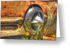 Studebaker Reflections Greeting Card