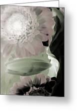 Subterranean Memories 9 - Dreams Greeting Card by Lenore Senior