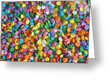 Sugar Confetti Greeting Card