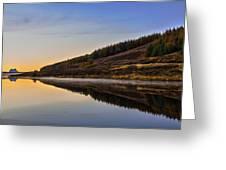 Suilven Across Loch Craggie Greeting Card