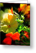 Summer Bloom Greeting Card