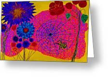 Summer Celebration 3 Greeting Card