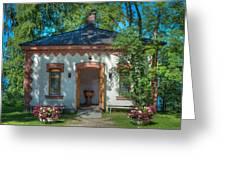 Summer Chapel Greeting Card