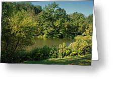 Summer Happiness - Holmdel Park Greeting Card