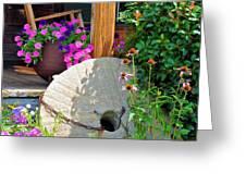 Summer Millstone Greeting Card