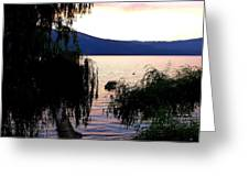 Summer Solitude Greeting Card