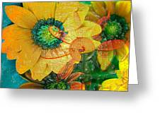 Summers Soup Greeting Card