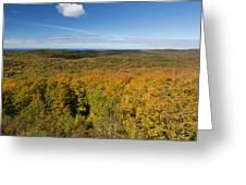 Summit Peak Autumn 11 Greeting Card