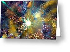 Sun Dance Greeting Card