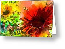 Sunflower 5 Greeting Card