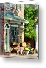 Sunny Afternoon New Castle De Greeting Card