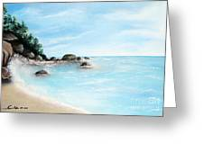 Sunny Day Greeting Card