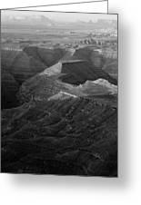 Sunrise Goosenecks San Juan River Utah Greeting Card