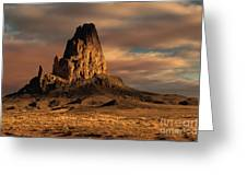 Sunrise On El Capitan Greeting Card