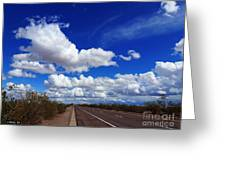 Sunrise Parkway Greeting Card