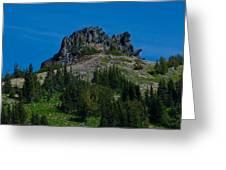 Sunrise Summit Greeting Card