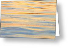 Sunset Reflected - Cooper River Charleston South Carolina Greeting Card