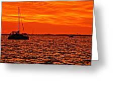 Sunset Xxii Greeting Card