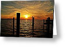 Sunset Xxviii Greeting Card